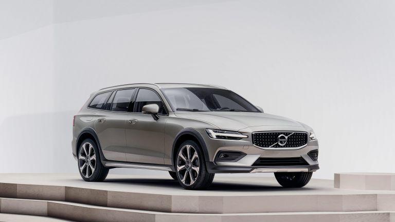 Nové Volvo V60