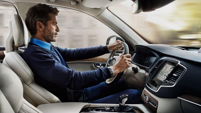 Testovací jízda Volvo